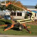Used Equipment Sales Boom Lift, 35  Knuckle, Towabl in Greensboro NC