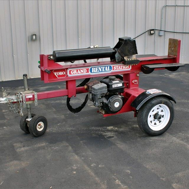 Where to find Log Splitter, 28 Ton Towable V in Greensboro