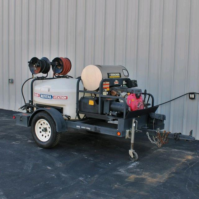 Where to find Towable Pressure Washer HW 3500psi in Greensboro