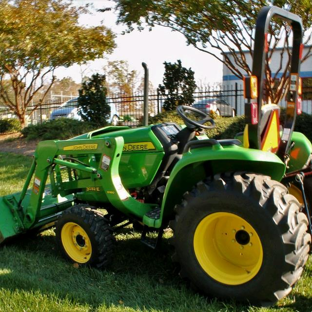 Where to find Tractor,   1  Deere, 3203, 4WD in Greensboro