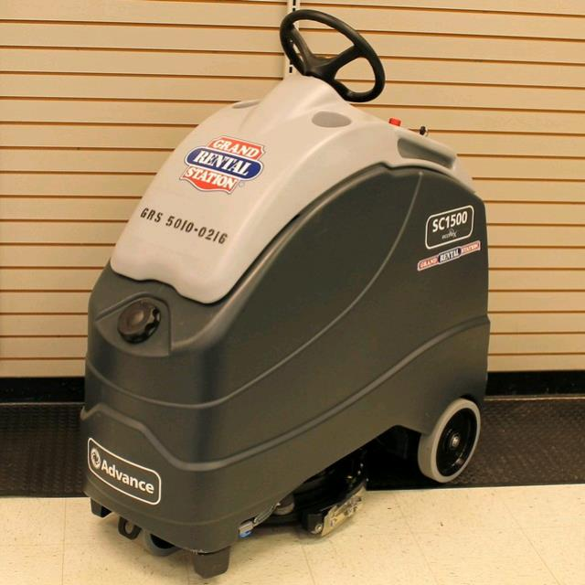 Where to find 20   Stand On  Floor Scrubber in Greensboro