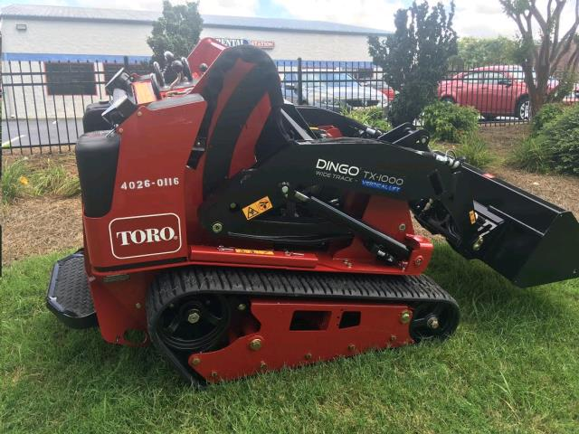 Where to find Dingo Wide Track Compact Loader in Greensboro