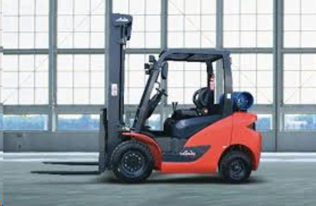 Where to find Fork Lift 5k Pneumatic- Linde in Greensboro