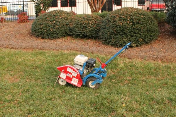 Rent Dog Fence Trencher/ Stick Edger